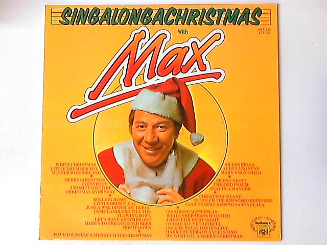 Singalongachristmas With Max by Max Bygraves
