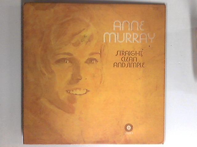 Straight, Clean And Simple LP by Anne Murray