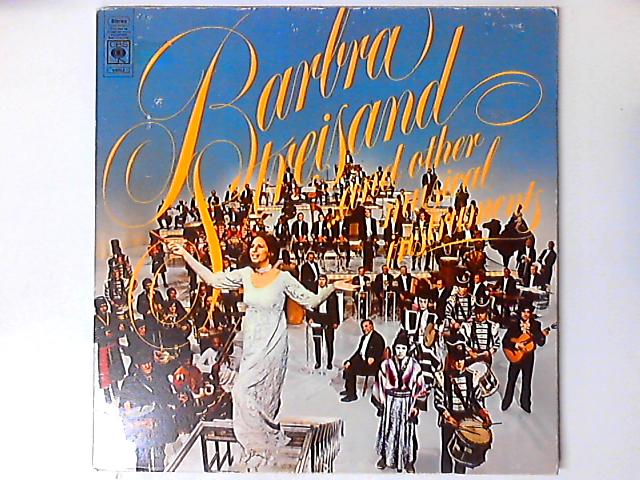 Barbra Streisand And Other Musical Instruments by Barbra Streisand