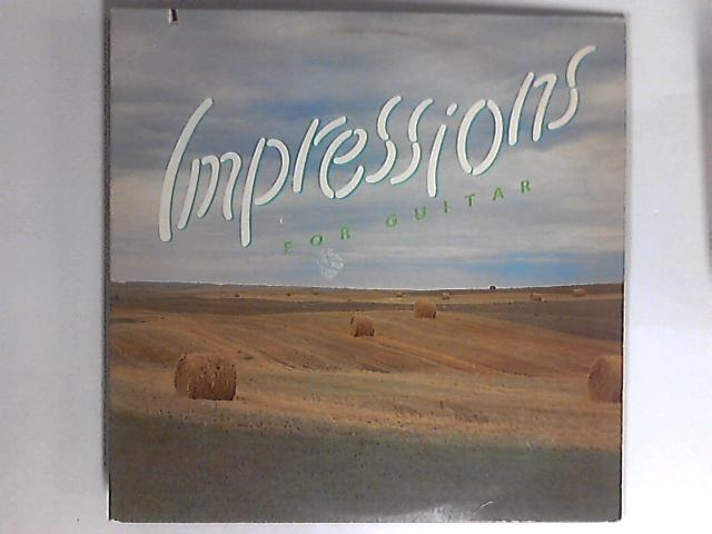 Impressions For Guitar LP by Julian Bream w/ John Williams