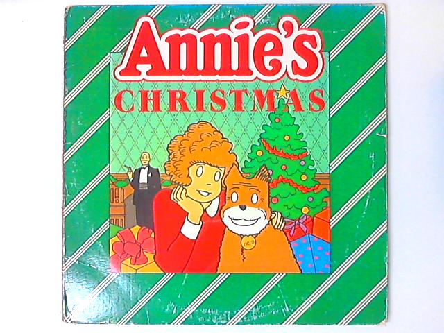 Annie's Christmas 12in EP by No Artist