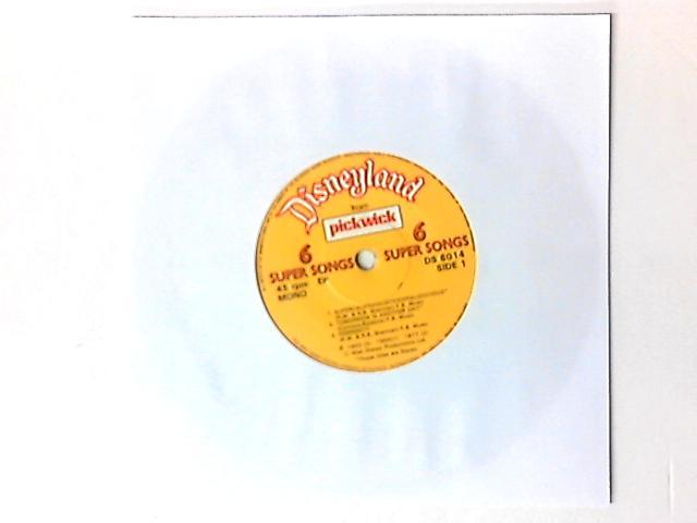 Walt Disney Originals 7in EP by Various