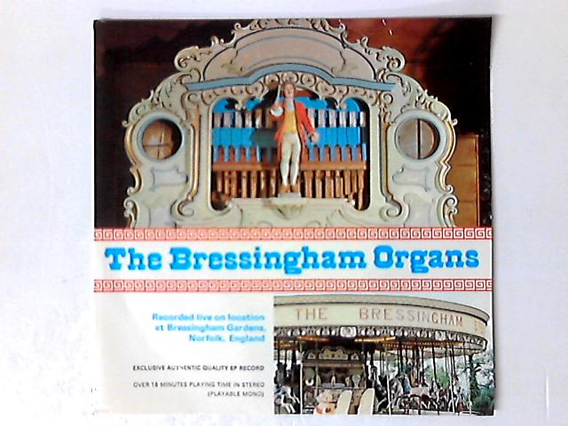 The Bressingham Organs 7in by No Artist