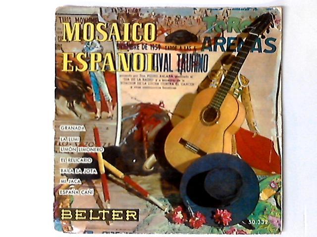 Granada 7in EP by José Valdes Y Los Embajadores