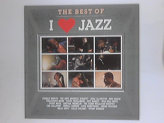 The Best Of I ? Jazz by Various