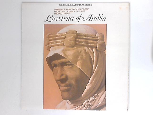 Lawrence Of Arabia—Original Soundtrack Recording by Maurice Jarre