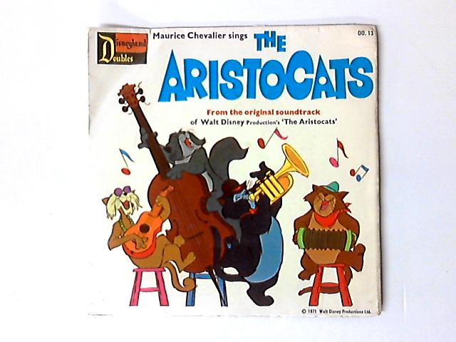 The Aristocats / Thomas O'Malley Cat 7in by Maurice Chevalier