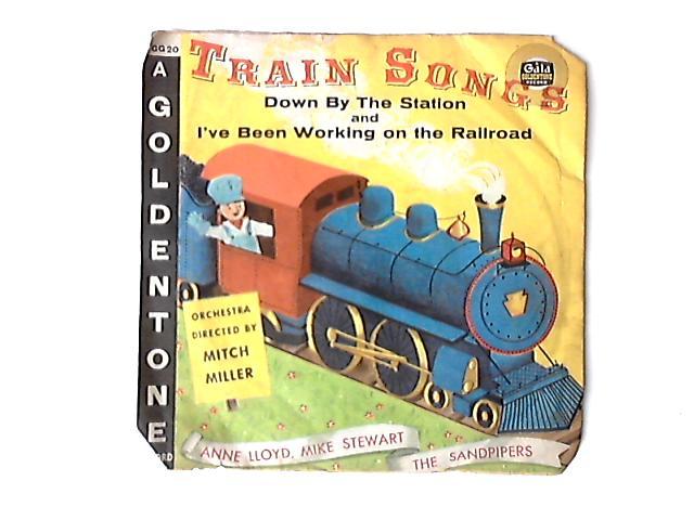 Train Songs Orange 6in by Anne Lloyd