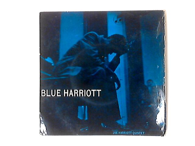Blue Harriott 7in EP by Joe Harriott Quintet