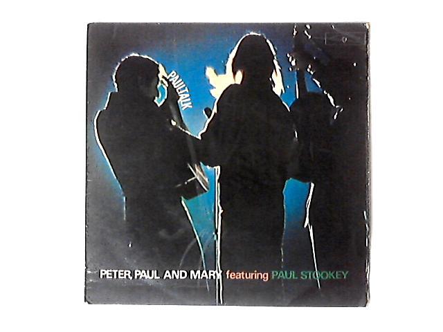 Paultalk 7in EP by Peter, Paul & Mary