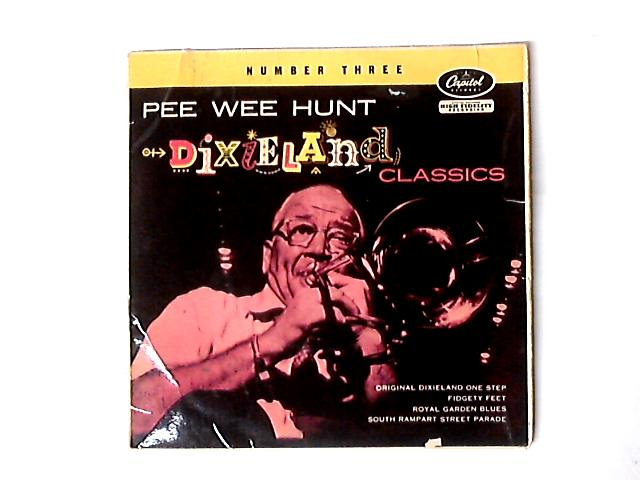 Dixieland Classics (Part 3) 7in EP by Pee Wee Hunt