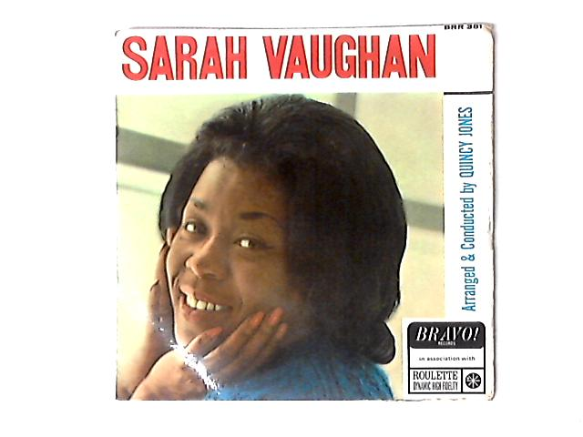 Sarah Vaughan 7in by Sarah Vaughan