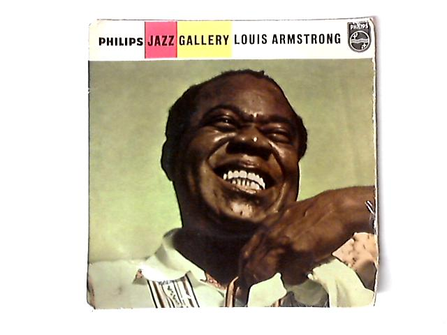 Jazz Gallery 7in EP by Louis Armstrong