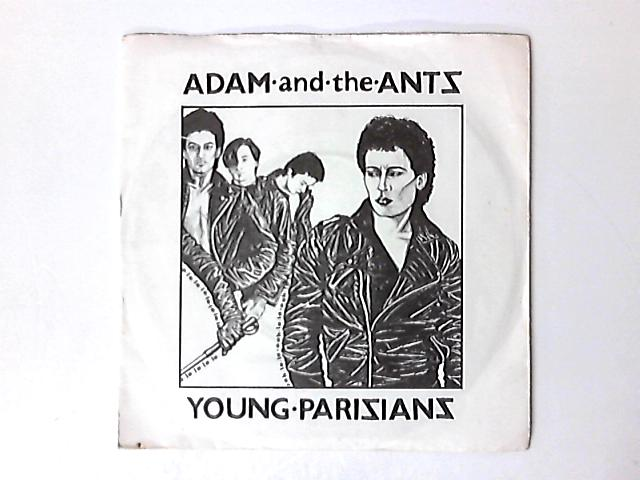 Young Parisians 7in by Adam And The Ants