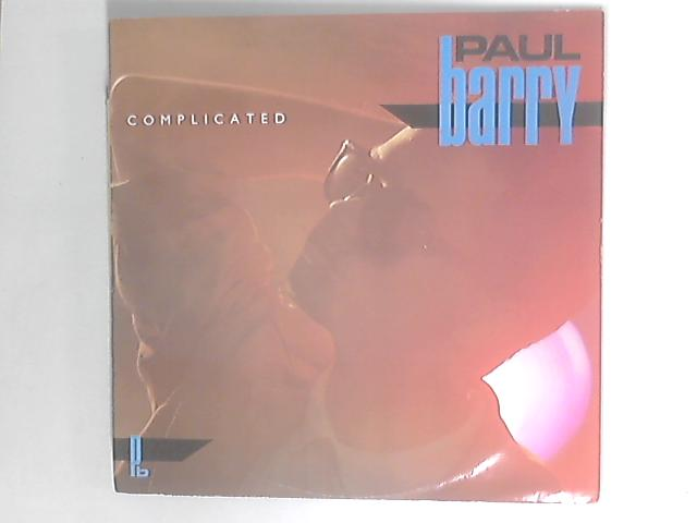 Complicated by Paul Barry