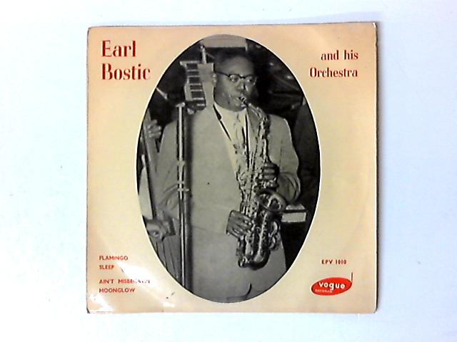 Flamingo 7in EP by Earl Bostic And His Orchestra
