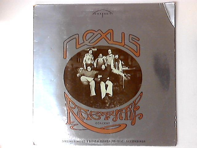 Ragtime Concert LP by Nexus