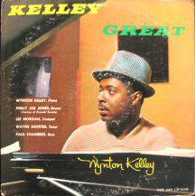 Kelley Great LP 1st By Wynton Kelly
