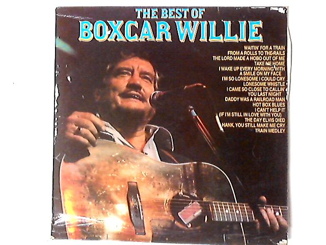 The Best Of Boxcar Willie Comp by Boxcar Willie