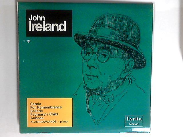 Sarnia - An Island Sequence LP by John Ireland / Alan Rowlands