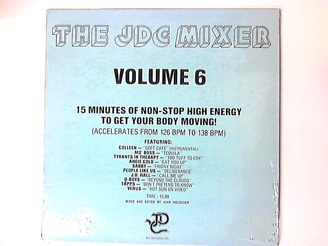 The JDC Mixer Volume 6 by Various