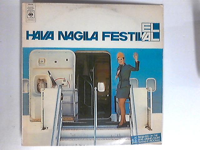Hava Nagila Festival LP by Various