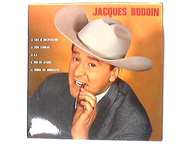 Jacques Bodoin LP By Jacques Bodoin