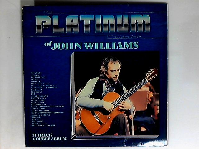 The Platinum Collection 2xLP By John Williams