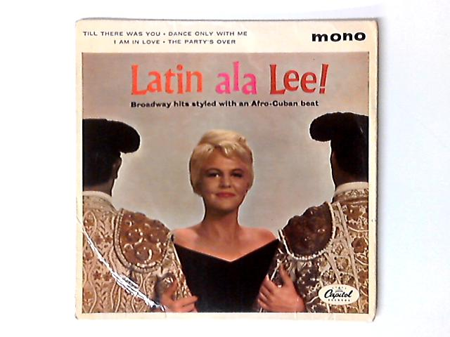 Latin Ala Lee! 7in EP by Peggy Lee