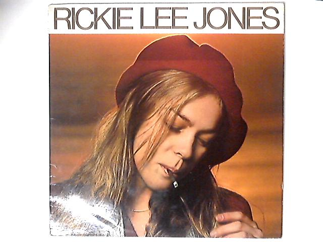 Rickie Lee Jones LP by Rickie Lee Jones