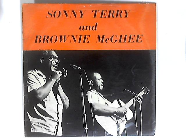 Sonny Terry & Brownie McGhee LP 1st by Sonny Terry & Brownie McGhee