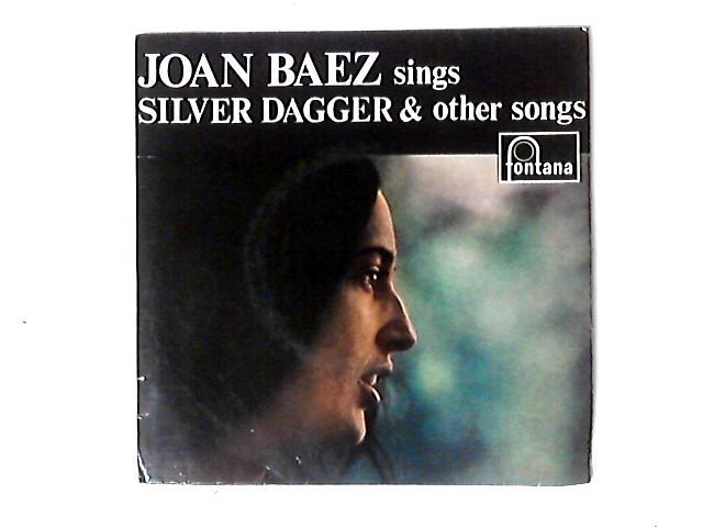 Silver Dagger & Other Songs 7in EP by Joan Baez
