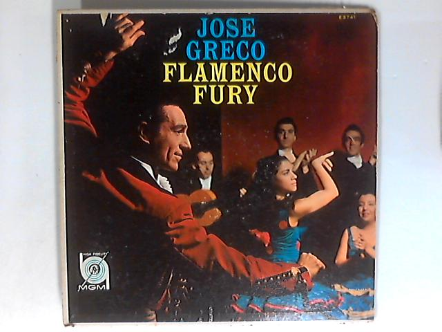 Flamenco Fury LP By José Greco & Company