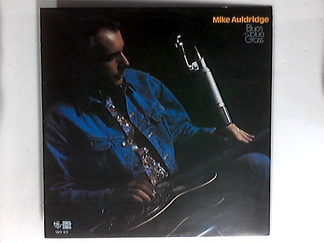 Blues And Blue Grass LP 1st by Mike Auldridge