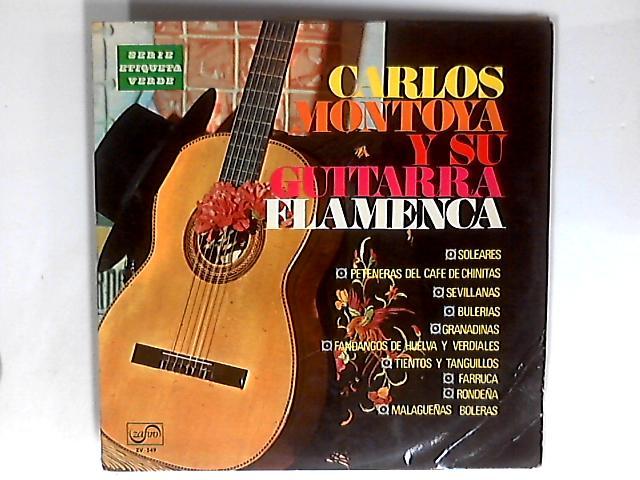 Y Su Guitarra Flamenca LP by Carlos Montoya