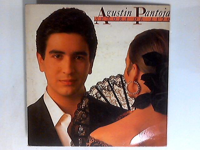 Señora De Lujo LP By Agustín Pantoja