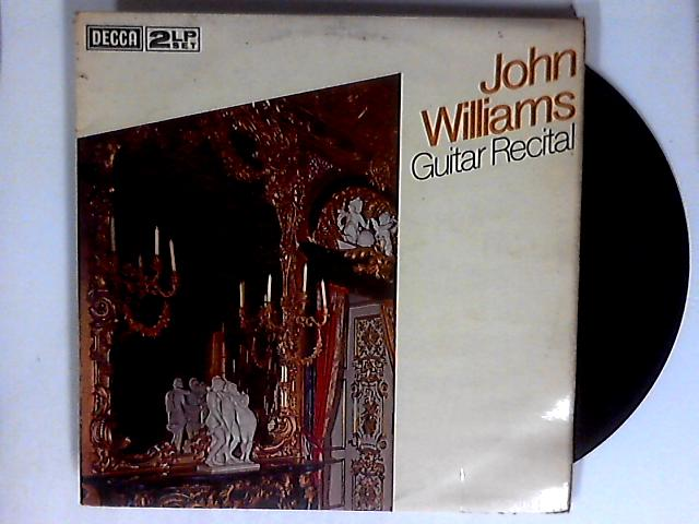 Guitar Recital 2xLP by John Williams