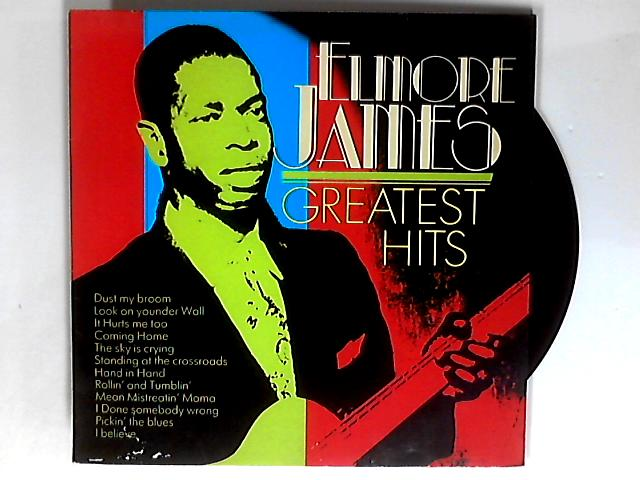 Greatest Hits LP by Elmore James