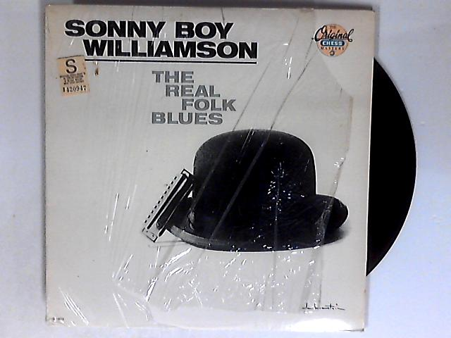 The Real Folk Blues LP by Sonny Boy Williamson