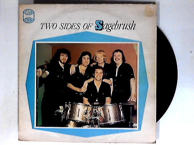 Two Sides Of Sagebrush LP 1st by Sagebrush