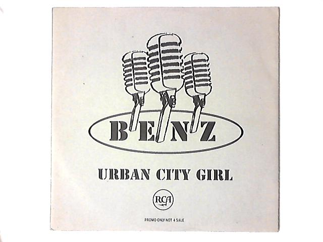Urban City Girl 12in by Benz