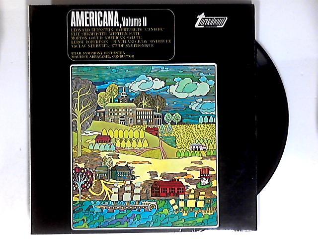 Americana, Volume II LP by Various