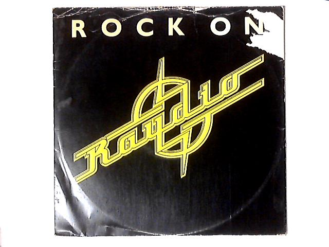 Rock On 12in By Raydio