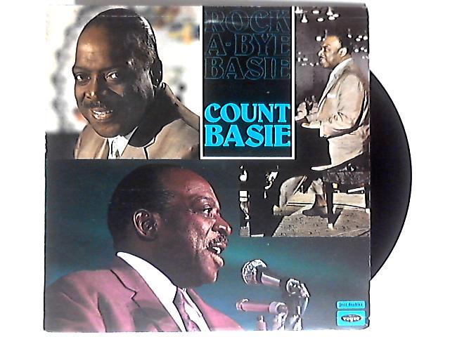 Rock-A-Bye Basie LP 1st by Count Basie