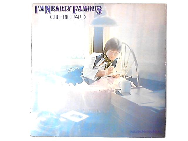 I'm Nearly Famous LP by Cliff Richard
