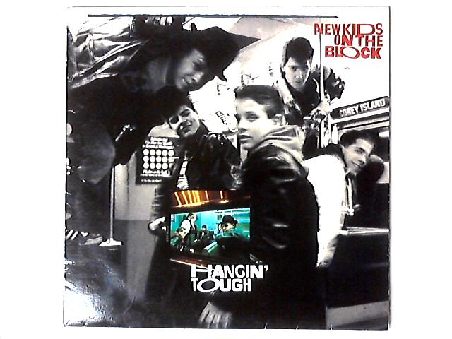 Hangin' Tough LP by New Kids On The Block