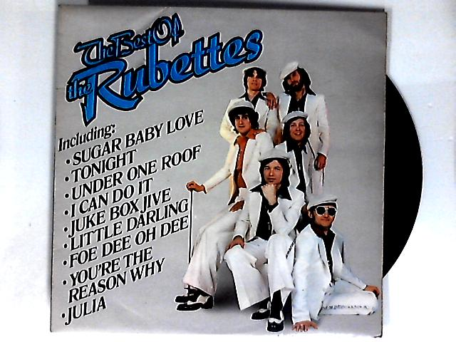 The Best Of The Rubettes LP by The Rubettes