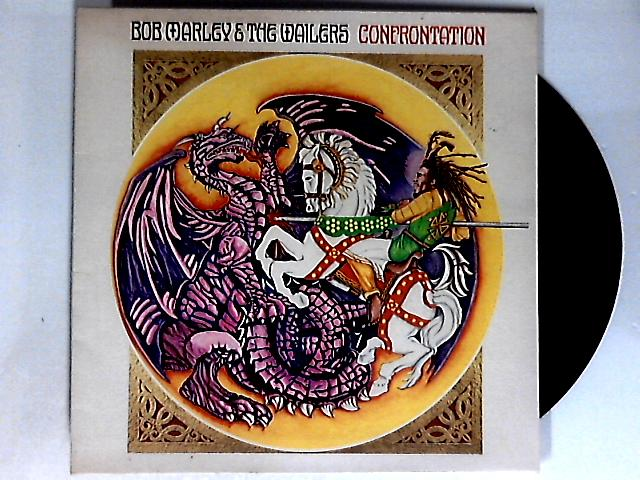Confrontation LP by Bob Marley & The Wailers