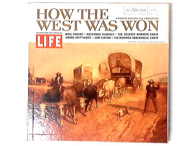 How The West Was Won 2 x LP Gat by Various