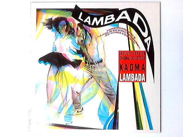 Lambada 2 x Vinyl Comp Gat by Various